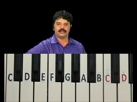 Learn Happy Birth day to you song on Keyboard