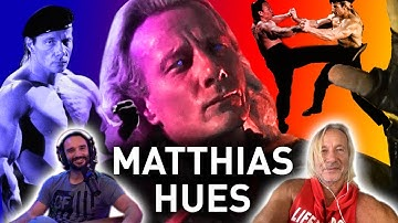 MATTHIAS HUES - From Gold's Gym to Hollywood! (PODCAST)