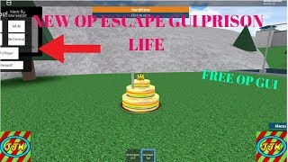 NEW OP PRISON LIFE SCRIPT OUT NOW (NEW UPDATED SCRIPT)(ROBLOX)