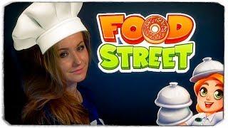 ДАША РЕЙН ОТКРЫВАЕТ СВОЙ РЕСТОРАН - Food Street (iOS)