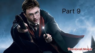 Harry Potter and the Half Blood Prince gameplay part 9