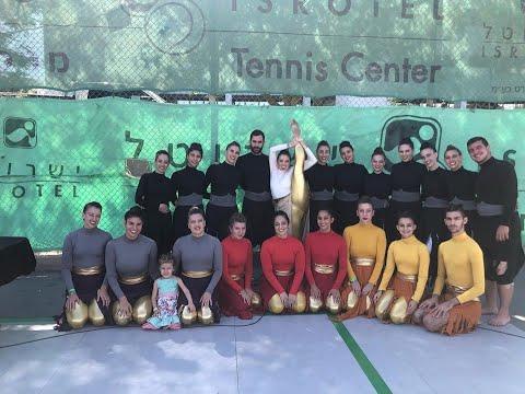 גבעת הזהב- להקת צבעי מחול | קמפ בתנועה 2019