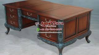 New Work Table   Director Table   Jepara Furniture   Indonesia Furniture   Ajf   2019