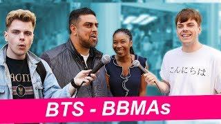 Londoners react to BTS BBMAs 2018 + DNA MV | Niki and Sammy