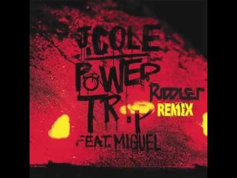 J Cole Power Trip Riddler Remix
