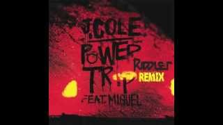 J Cole Power Trip [Riddler Remix]