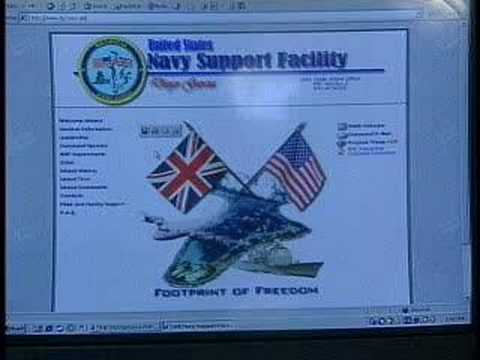 US Navy Diego Garcia video