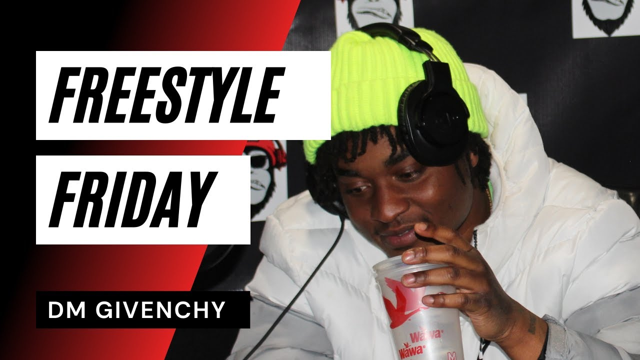 Freestyle Friday- DM Givenchy