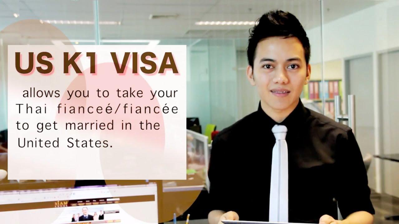 US K1 Visa from Thailand | Siam Legal International