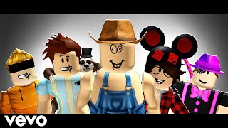 Roblox YouTubers Sing Spooky Scary Skeletons