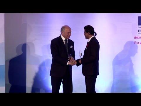 SRK conferred France