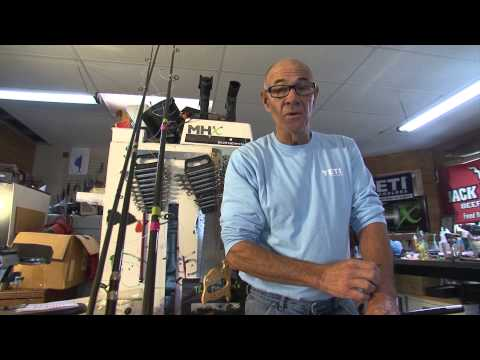 How To Select Fishing Rod Guides By Larry Dahlberg