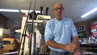 "How To Select Fishing Rod Guides by Larry Dahlberg ""Hunt For Big Fish"" Host"