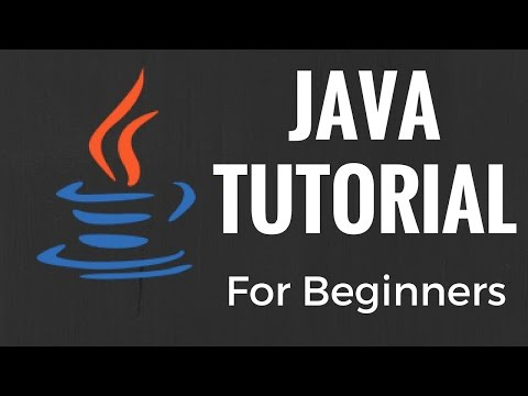 Java Programming Tutorial for Beginners