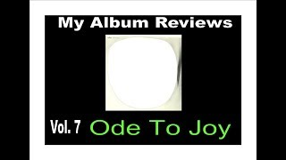 Gambar cover My Album Reviews-07-Wilco-Ode To Joy