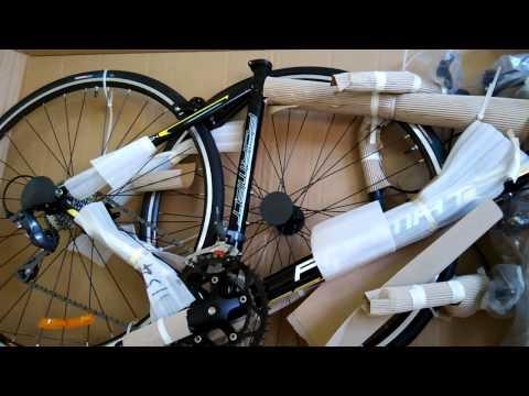 จักรยานเสือหมอบ Format Con 30 review by BikeSprinter.com