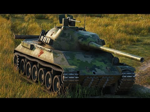 World of Tanks TVP T 50/51 - 7 Kills 10,6K Damage thumbnail