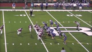 Junior Pee Wee 5th Grader Big Hit of the Year