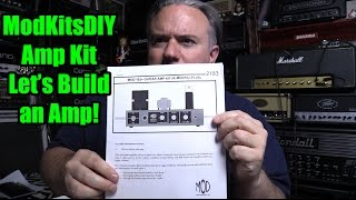 Download Let's Build an Amp!  ModKitsDIY Amp Kit! MP3 song and Music Video