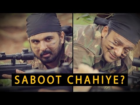 Surgical Strike   A Reply video from Indian Soldiers to Kejriwal   Special Dussehra