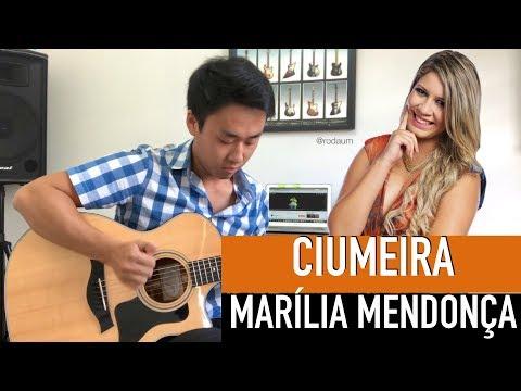 Marília Mendonça - Ciumeira Cover Rodrigo Yukio