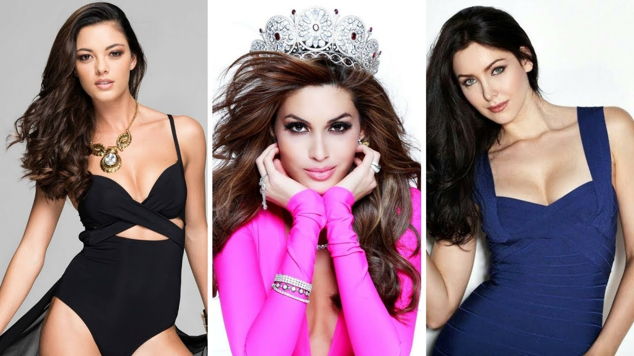 Top 10 Most Beautiful Miss Universe (2018 Updated)✔️