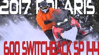 STV 2017 Polaris Switchback SP 600 144