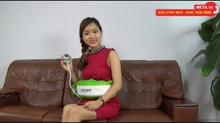 Bí quyết cơ thể thon gọn, săn chắc nhờ đai massage rung nóng Royal SP01 - META.vn