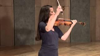 György Ligeti, Concerto pour violon et orchestre-Jeanne Marie Conquer-Ensemble intercontemporain