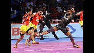 Pro Kabaddi Highlights: U Mumba vs Gujarat Fortune Giants [Hindi]