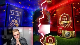 FIFA 18: TOTY / PRIME ICONS PACK OPENING + Weekend League Rewards 🔥🔥