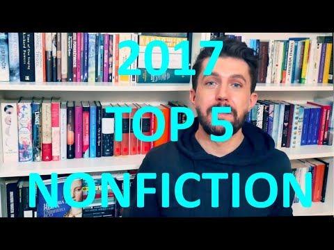 2017 TOP 5 - NONFICTION BOOKS