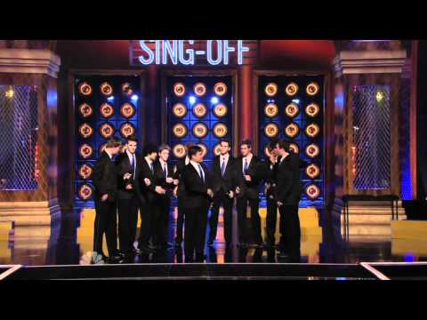 Whiffenpoofs' Swan Song on The Sing-Off