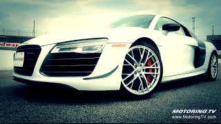 Two-Minute Test Drive: 2015 Audi R8 LM