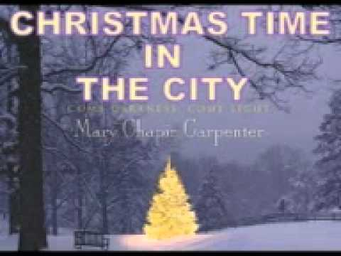 lovely song It's Christmas time in the city - YouTube