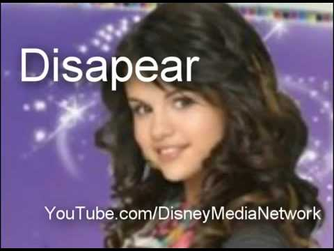 Disappear-Selena Gomez