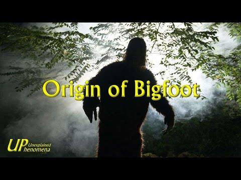 Origin of Bigfoot (1/3)