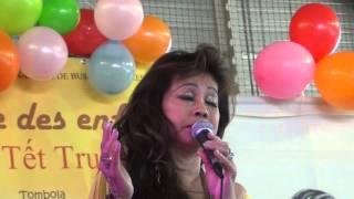 NHÌN  NHỮNG  MÙA  THU  ĐI - Chanteuse Cathy Huệ