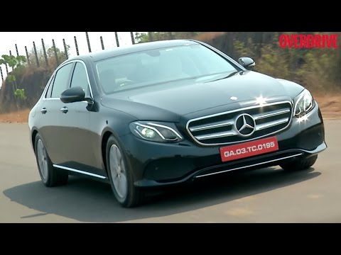 Mercedes-Benz E-Class (Long Wheelbase V213) - First Drive Review