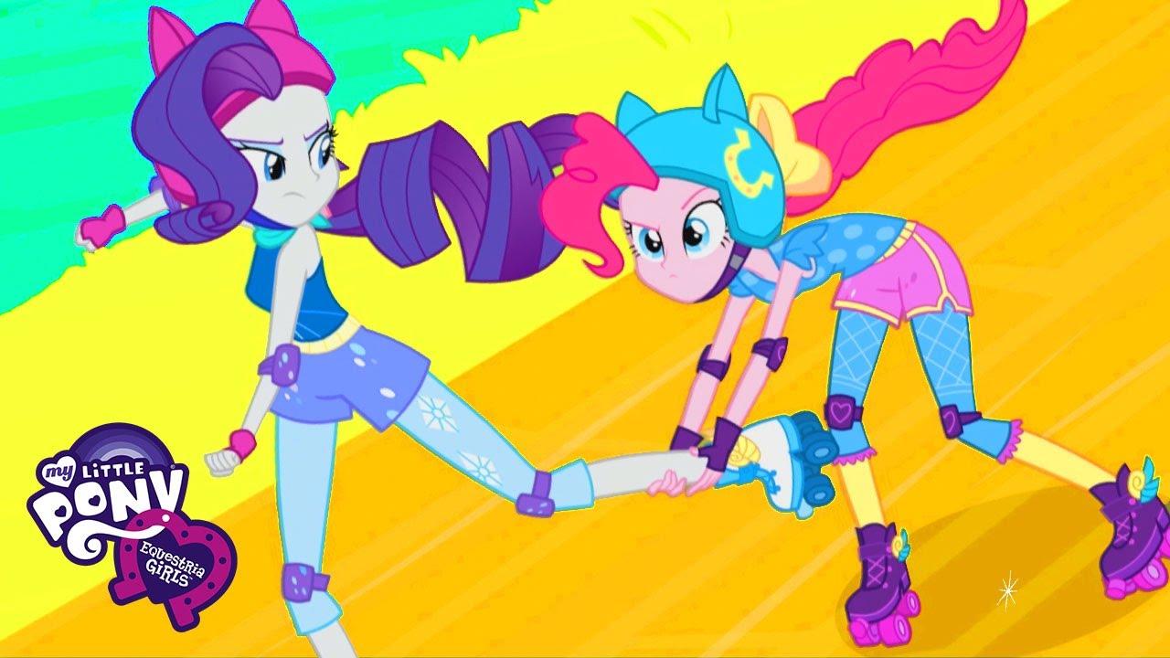 My Little Pony Songs 🎵Acadeca Song | My Little Pony Equestria Girls | MLP EG Songs