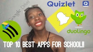Best Apps for School!! #BTSWL