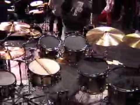 NDV Modern Drummer Backstage