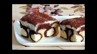 """#пирог """"#УТРЕННЯЯ РОСА"""" с творожно-кокосовыми шариками. Быстро! Вкусно!"""