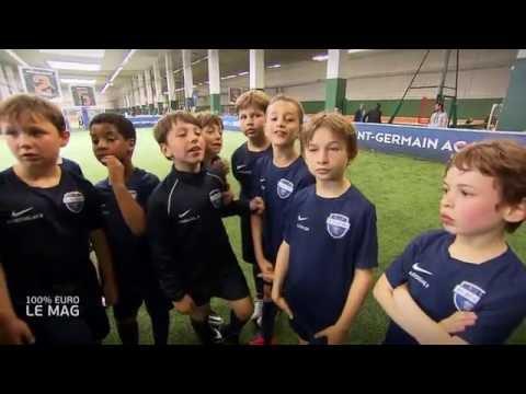 Euro 2016 : France - Roumanie par les enfants de la PSG Academy