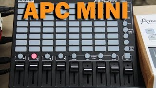 Akai APC Mini Review - Ableton Live Controller