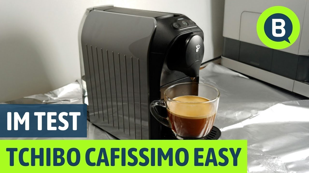 Farben und auffällig abwechslungsreiche neueste Designs neuer Stil Tchibo Cafissimo easy im Test