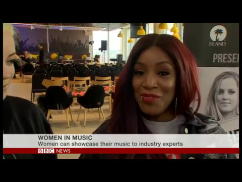 Lily Allen and Beyonce songwriter Carla-Marie Williams push for women in music