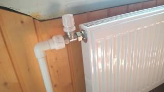 видео Отопление в деревянном доме