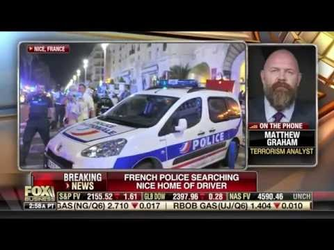 """""""We Need To Kill The Ape""""  Matthew Graham discusses Bastille Day terror attack on FBN"""