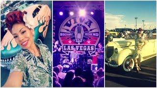 Viva Las Vegas 18 Rockabilly Weekend 2015 | Vlog